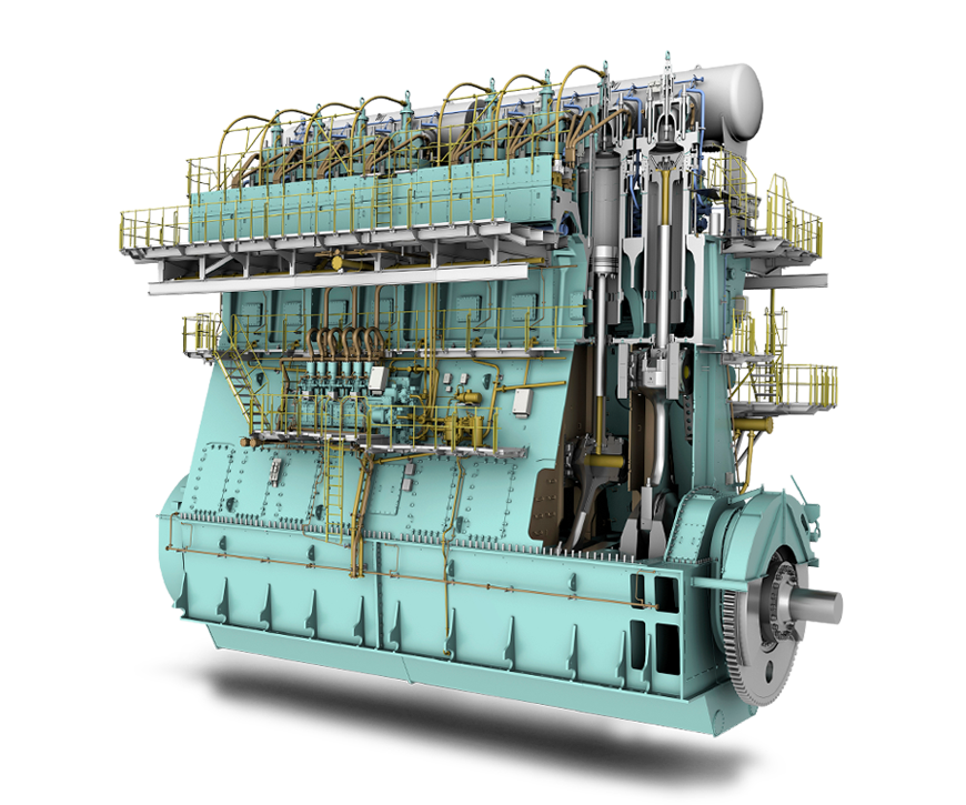 WinGD - WinGD Engines